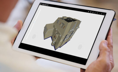 Batiscript maquette 3D
